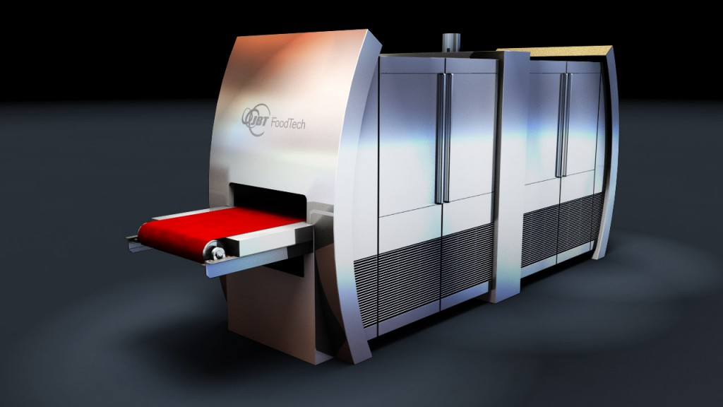 JBT Oven Design