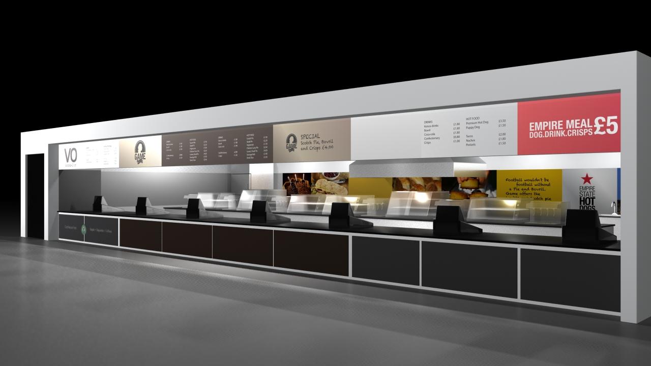 TasteDesign kiosk concept