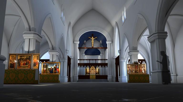 St. Andrews Kirk Ness
