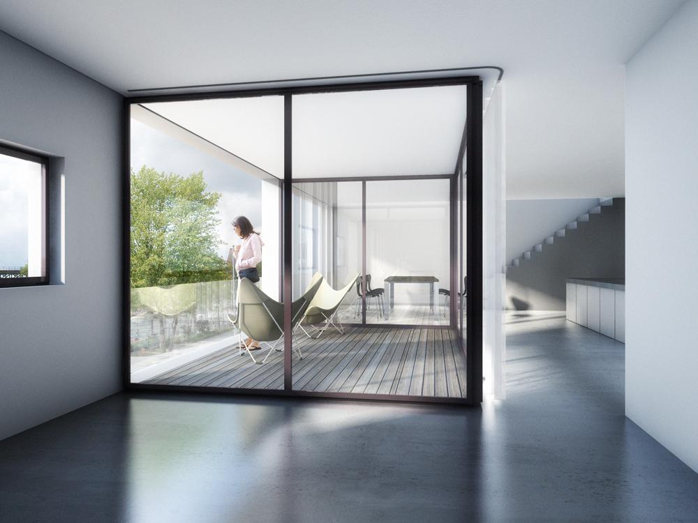 Fischerhause Strasse New Build